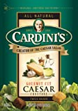 Cardinis Gourmet Cut Croutons, Caesar, 5-Ounce Bags (Pack of 12)