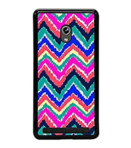 ifasho Designer Phone Back Case Cover Asus Zenfone 5 A501CG ( Cute Black Dog )