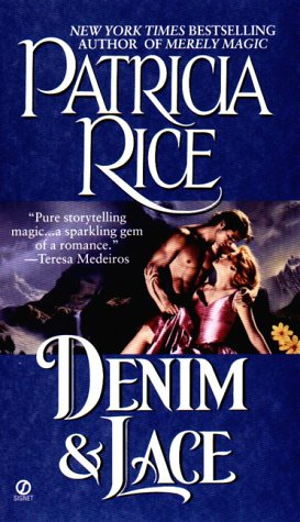 Denim and Lace, Rice,Patricia