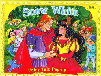 Snow White Fairy Tale Pop Up