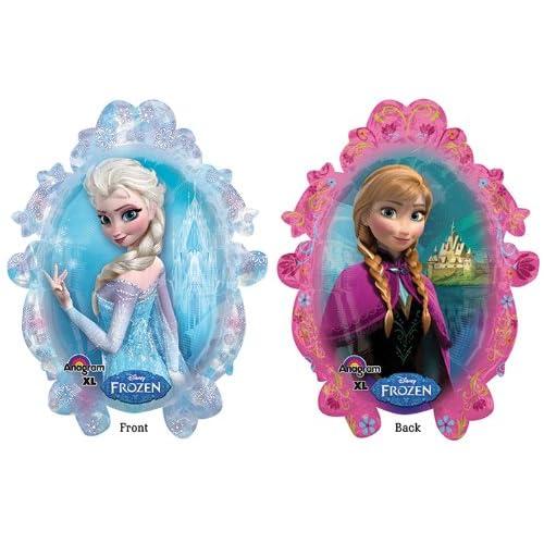 Disney Frozen Anna Elsa 38 Balloon Birthday Party Decoration Princess
