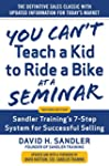 You Can't Teach a Kid to Ride a Bike...