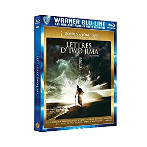 Lettres d'Iwo Jima [Blu-ray]
