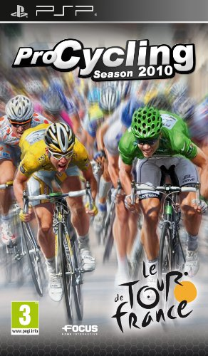 PRO CYCLING MANAGER SEASON 2010 : LE TOUR DE FRANCE [IMPORT ANGLAIS] [JEU PSP]