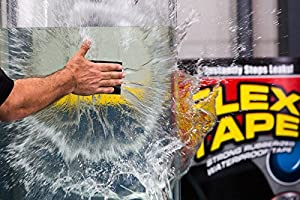 Flex Tape White 4 x 5'