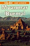 Lonely Planet Myanmar Burma (0864421613) by Cummings, Joe