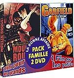 echange, troc Moulin Rouge / Garfield - Bi-pack 2 DVD