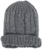 51BJI66JoVL. SL160  French Connection Mens Cable Heritage Beanie