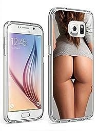 Samsung Galaxy S6 Protective Case Sexy Girl