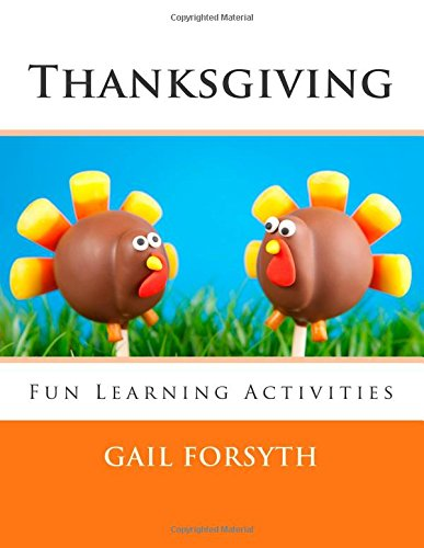 Thanksgiving: Fun Learning Activities