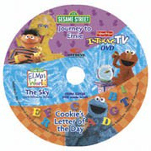 InteracTV DVD: Sesame Street Volume 1 - 1