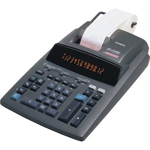 Casio R DR-250HD Printing CalculatorB00006IF9X : image