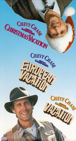 Nat'l Lampoon Vacation Pack [VHS]