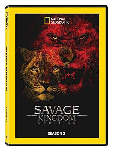 DVD : Savage Kingdom: Uprising (2 Discos)