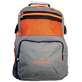 K-Cliffs Sporty Backpack/ School Backpack/ Outdoor Backpack/ Hiking Backpack – 2 Colors