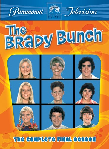 Cover art for  The Brady Bunch - The Complete Final Season