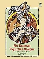 Art Nouveau Figurative Designs