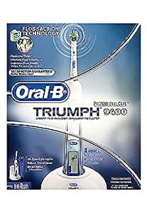 Braun Triumph Professional Care 9400 Power Toothbrush