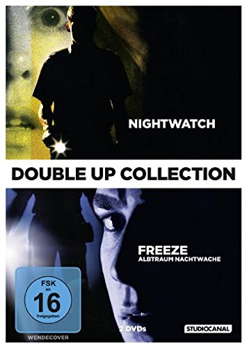 Double Up Collection: Nightwatch - Das Original / Freeze - Albtraum Nachtwache [2 DVDs]