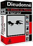 echange, troc Coffret Dieudonné 2 DVD : Le Divorce de Patrick / Tout seul