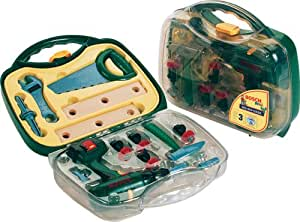 Bosch Toy DIY Case with Toy Tools