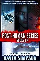 Post-Human Series Books 1-4 (English Edition)