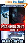 Post-Human Series Books 1-4 (English...