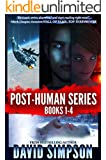 Post-Human Series Books 1-4 (English Edition)