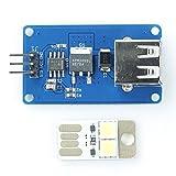 Amazon.co.jpUSB LED ファン駆動モジュール ArduinoのAVR ARM PIC用 ミニUSBライト付き