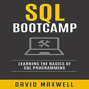 SQL: Bootcamp Audiobook