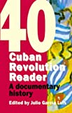 img - for Cuban Revolution Reader book / textbook / text book