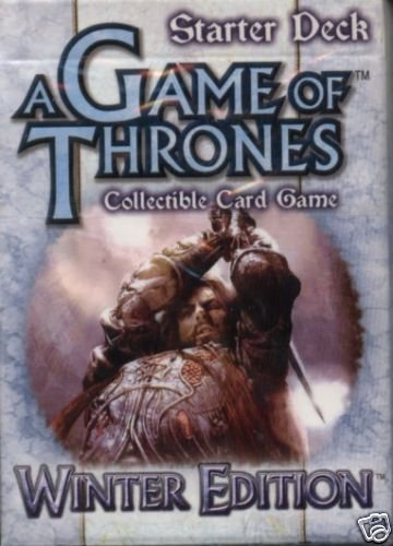 Game of Thrones Winter Edition Starter Deck - 1
