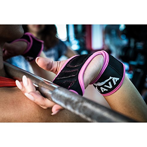Women Work Out Gloves Weight Lifting Gym Sport Exercise: Sports Gloves Wrist Support Gym Fitness Workout