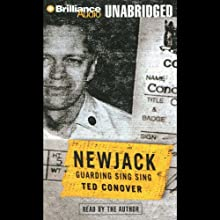 Newjack: Guarding Sing Sing Audiobook by Ted Conover Narrated by  uncredited