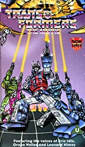 Transformers - The Movie [UK-Import] [VHS]
