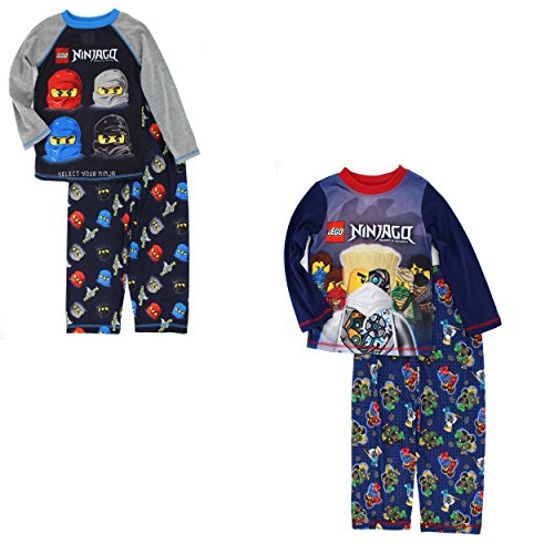 Lego-Ninjago-Boys-Long-Sleeve-Poly-Pajamas