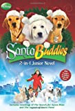Catherine Hapka Santa Buddies the 2-In-1 Junior Novel