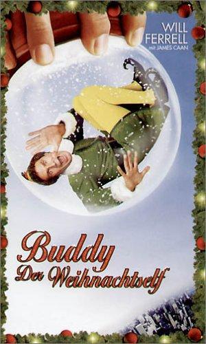 Buddy - Der Weihnachtself [VHS]