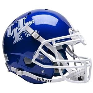 NCAA Kentucky Wildcats Authentic XP Football Helmet by Schutt