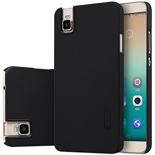 MYLB Custodia guscio di protezione di alta qualità per Huawei Shot X Smartphone (Nero)