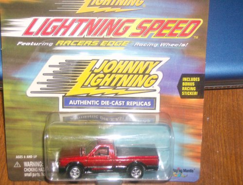Johnny Lightning Lightning Speed Green Racers Edge