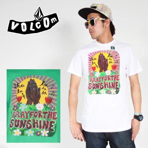 VOLCOM ボルコム メンズ Tシャツ Ozzie Shala La S/S Tee ヴォルコム
