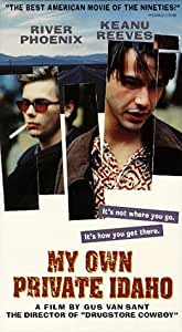 My Own Private Idaho [VHS]