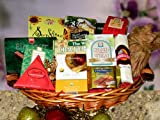 Thinking About You Gourmet Gift Basket with a Personalized Greeting Card
