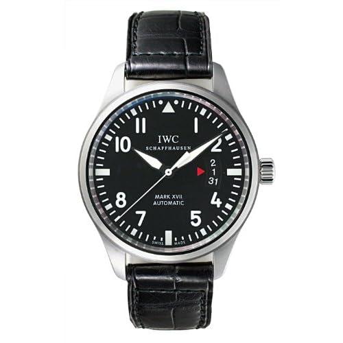 (インターナショナルウォッチカンパニー) IWC 腕時計 パイロット マークXVII IW326501 ブラック メンズ [並行輸入品]