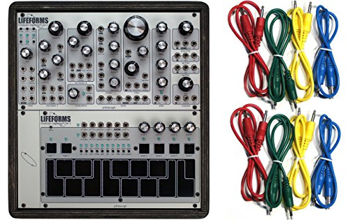 Pittsburgh Modular Lifeforms System 201 Enabled Analog Modular Synth w/ 8 Cables (Analog Modular Synth compare prices)