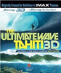 Ultimate Wave Tahiti 3D (Blu-ray + Blu-ray 3D)  IMAX