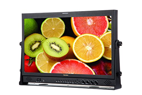 Bestview 17.3 Inch Director Full HD Photography Monitor 1080P High Resolution IPS Wide Viewing Angle Hard Screen Technology Black