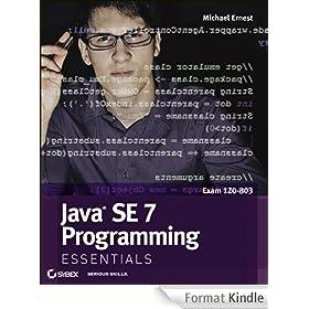 Java SE 7 Programming Essentials