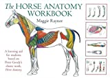 img - for The Horse Anatomy Workbook: A Learning Aid for Students Based on Peter Goody's Classic Work, Horse Anatomy (Allen Student) book / textbook / text book